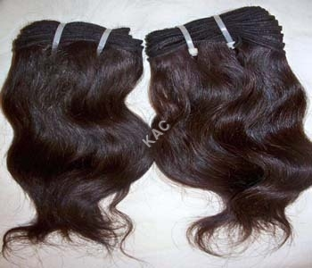 Machine Weft Weavy Hair