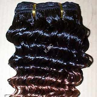 Thread Weft Hair