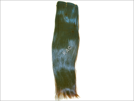 Machine Weft Straight