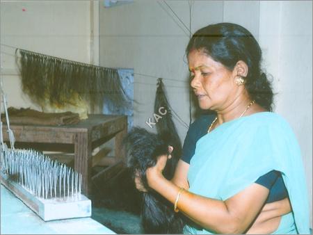 Human Hair Accessories