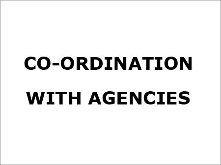 Co-ordination With Agencies