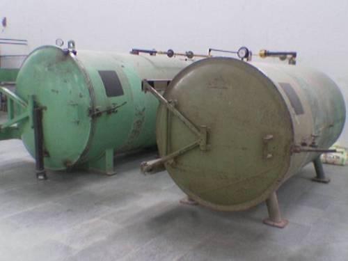 MBR Fumigation Vessel