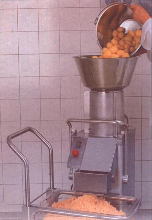 Fruit Cutting Machine