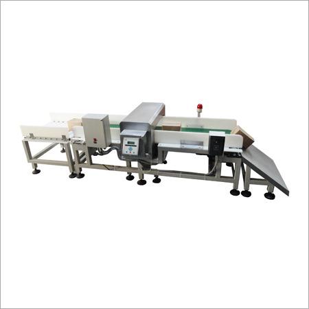 Micro Scan Metal Detector System