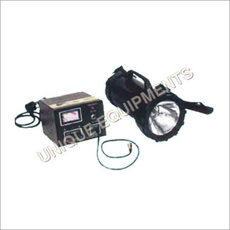 Search Light Metal Detector Waterproof: No