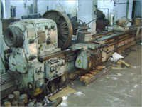 Our Lathe Machine