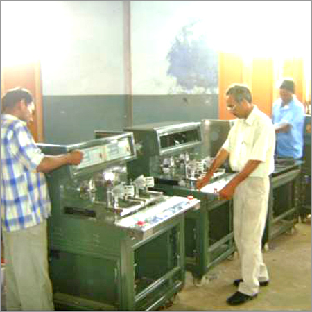 Process of Making Coil & Wire Winding Machines