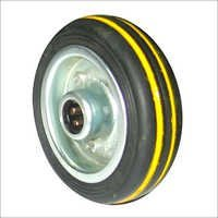 Industrial Cushion Tyred Wheels