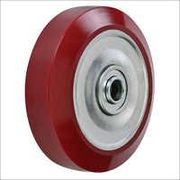 Polyurethane Tyred Nylon Wheels