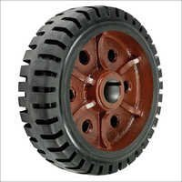 Heavy Duty Anti static Rubber Wheels