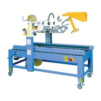 Carton Taping Machines With Flap Folder