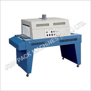 Shrink Tunnel Wrapping Machine