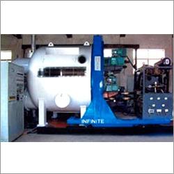 Roll Coating Vacuum Matalizer