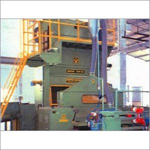 Rubberized Coir Plant Machinery