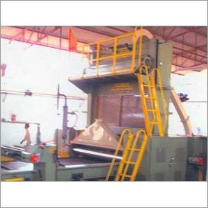 Coir Sheet Forming Machine