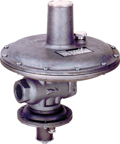 Commercial Gas Pressure Regulator