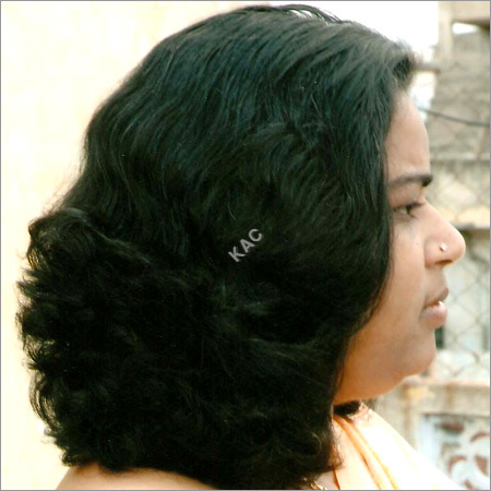 Bulk Wavy Hair