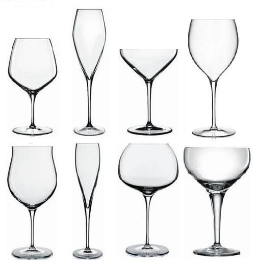 Crystal Glasses (www.urbandazzle.com)