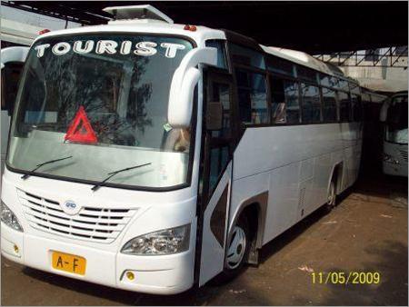 Luxury AC Bus Fabrication