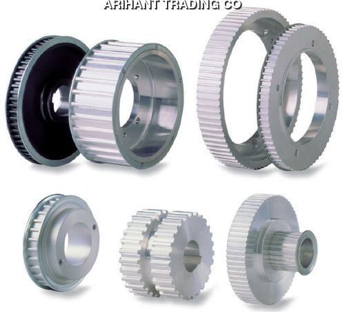 Coupling & Pulley