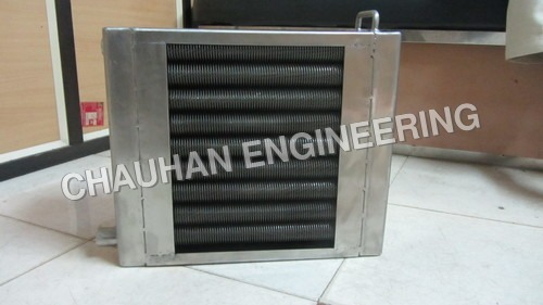 AHU Steam Coils