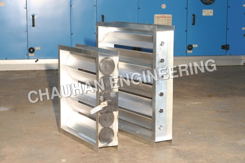 Air Ventilation Dampers