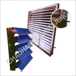Air Ventilation Louvers