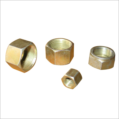 Machined Nuts