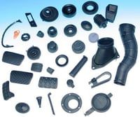 Rubber Molded Components