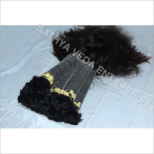 Remy Bulk Virgin Straight Hair