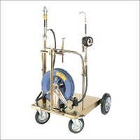 Oil Kit Trolley