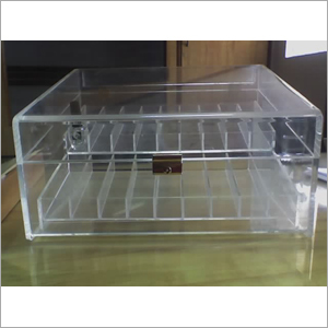 Fabricated Acrylic Boxes