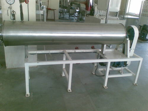 Rotary Scrape Surface Pasteurizer