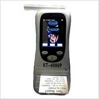 KT-4000P Breath Alcohol Tester With Inbuilt Printer,Data to PC
