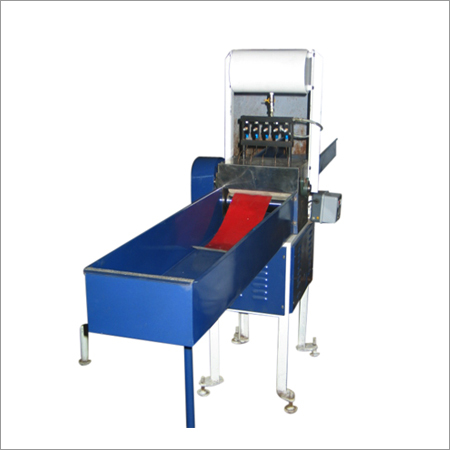 Semi Automatic Strip Oiling Machine