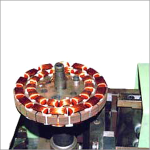 Top Wedge Inserting Machine