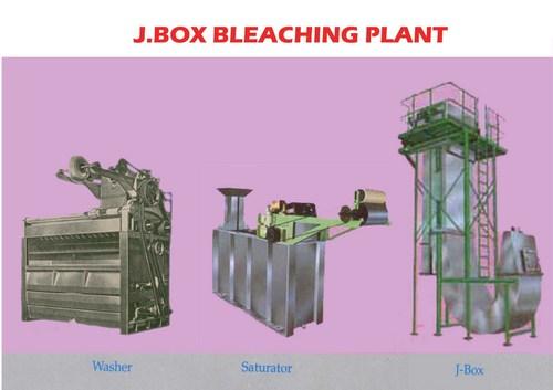 J. Box Bleaching Plant