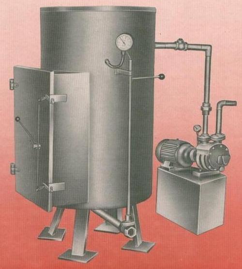 Vacuum Strainer