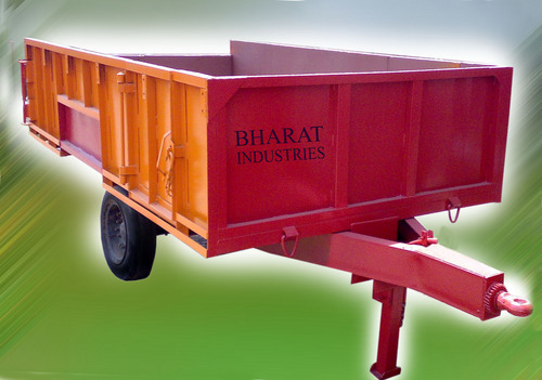 Hydraulic Non Tipping Trolley