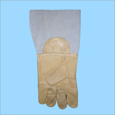 Full Grain Welding Leather Gloves