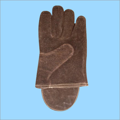 Industrial Leather Hand Protection Gloves