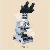 Binocular Polarising Microscope