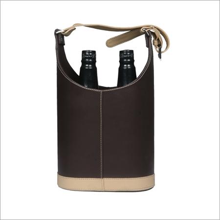 Double Wine Bottle Case