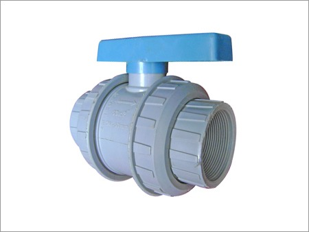 PP Screwed Ball Valve