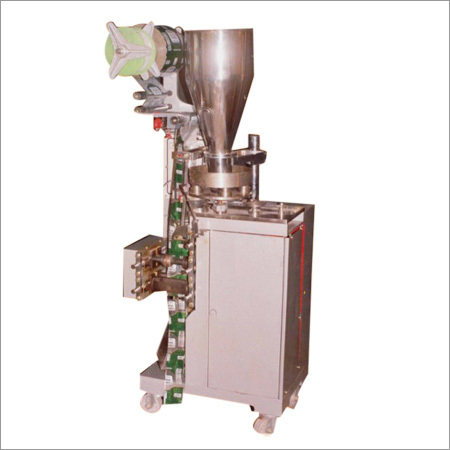 Detergent Pouch Packing Machine