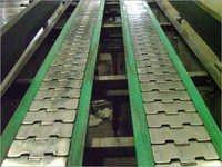 SS Crate Conveyor