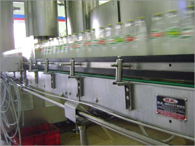 Single Row SS Conveyor