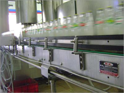 Single Row SS Conveyor