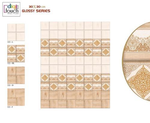 Satin Ceramic Tiles