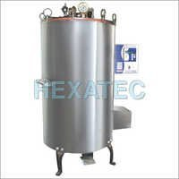 Vertical Steam Autoclave